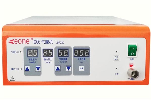 二氧化碳气腹机使用前准备工作